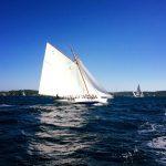 voiles de st tropez bateau shore team services regates sailing
