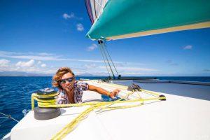 kitesurf nouvelle caledonie noumea peche skipper charter catamaran skipper