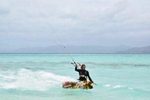nouvelle caledonie noumea kitesurf skipper charter catamaran