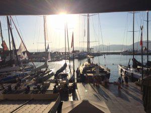giraglia rolex cup st tropez kuujjuaq team sailing