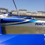 the bridge nantes ultim macif logistique shore team