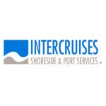 logo intercruises shor eside ports services agent portuaire marseille