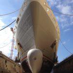 yachting cruise ponant le soleal marseille escale intercruises agent portuaire