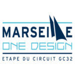 logo GC32 marseille shore team regate foils sailing logistique