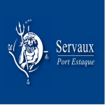 logo servaux fjord services charter port estaque skipper