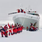 team ponant antarctique services support maritime